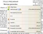 Captura de pantalla PDF-XChange Viewer